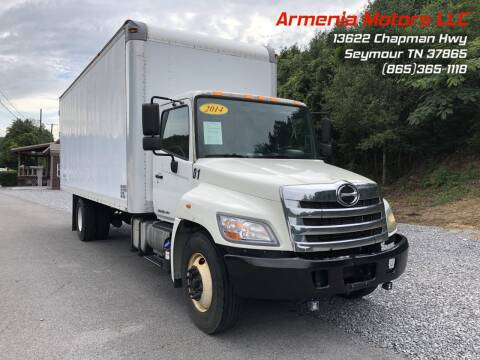 2014 Hino 268 for sale at Armenia Motors in Seymour TN
