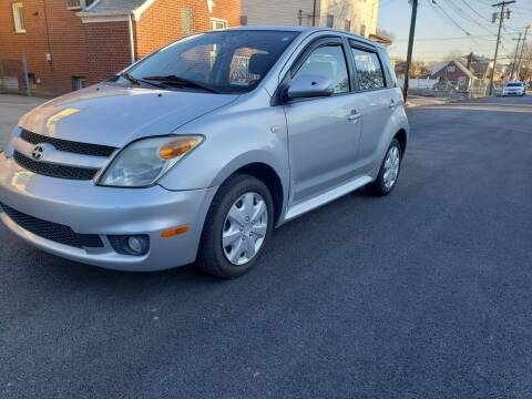 2006 Scion xA for sale at Innovative Auto Group in Hasbrouck Heights NJ