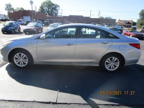2011 Hyundai Sonata for sale at Taylorsville Auto Mart in Taylorsville NC