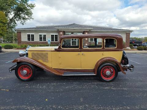 1932 Dodge DL for sale at Pierce Automotive, Inc. in Antwerp OH