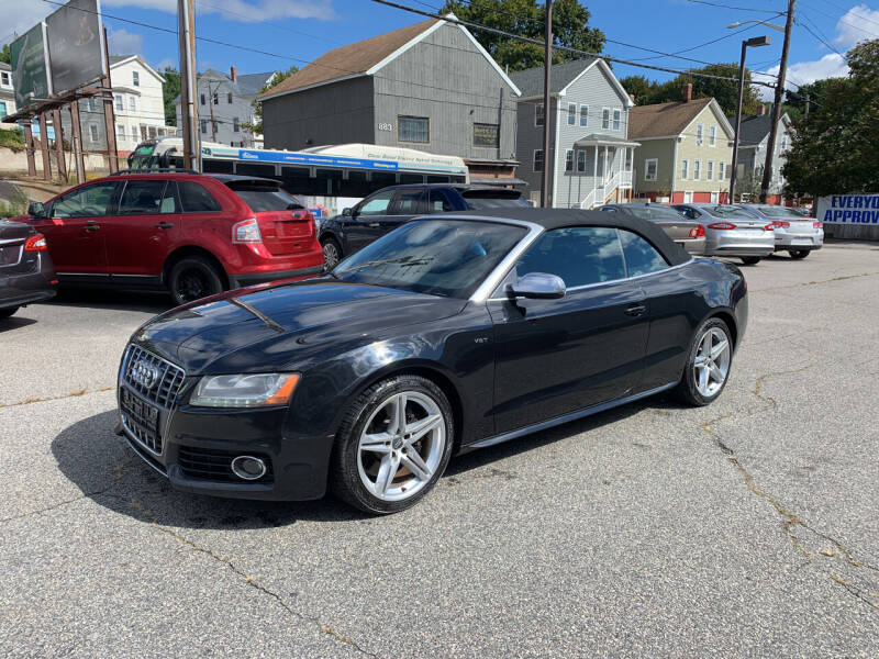 2012 Audi S5 for sale at Capital Auto Sales in Providence RI