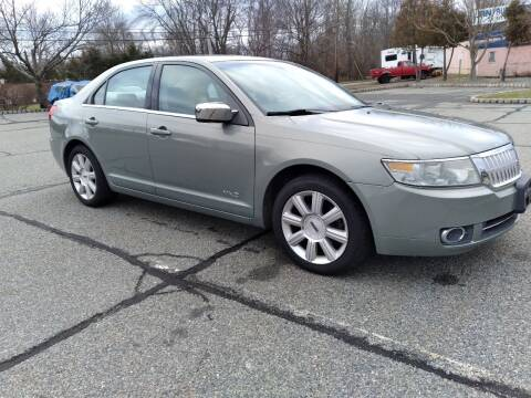 2008 Lincoln MKZ for sale at Jan Auto Sales LLC in Parsippany NJ