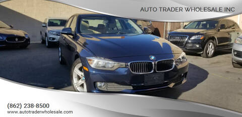 2015 BMW 3 Series for sale at Auto Trader Wholesale Inc in Saddle Brook NJ