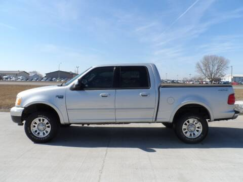 2001 Ford F-150 for sale at America Auto Inc in South Sioux City NE