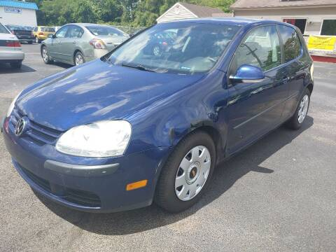 2008 Volkswagen Rabbit for sale at Germantown Auto Sales in Carlisle OH