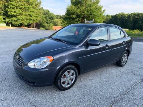 2009 Hyundai Accent for sale at Two Brothers Auto Sales in Loganville GA