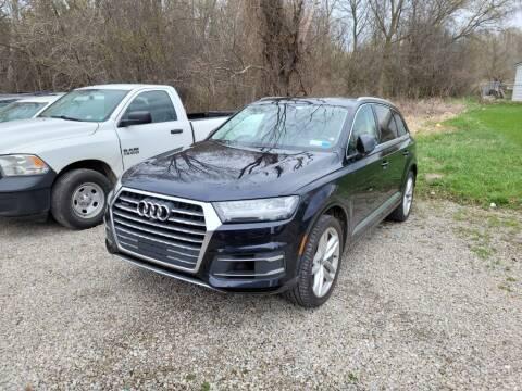 2017 Audi Q7 for sale at Clare Auto Sales, Inc. in Clare MI