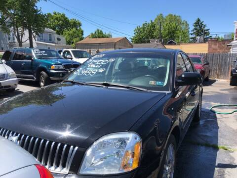 2005 Mercury Montego for sale at Chambers Auto Sales LLC in Trenton NJ