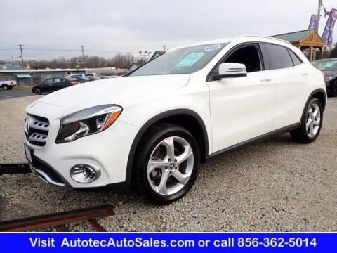 2020 Mercedes-Benz GLA for sale at Autotec Auto Sales in Vineland NJ