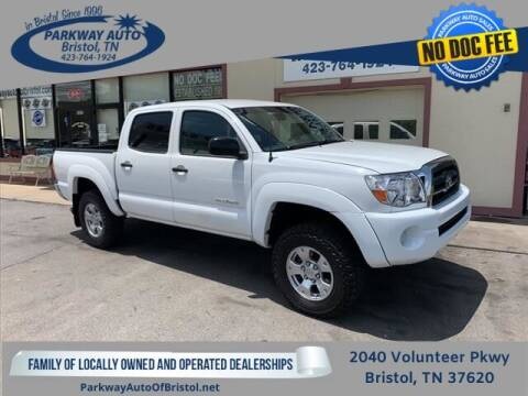2007 Toyota Tacoma for sale at PARKWAY AUTO SALES OF BRISTOL in Bristol TN