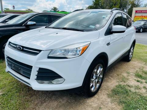 2015 Ford Escape for sale at BRYANT AUTO SALES in Bryant AR