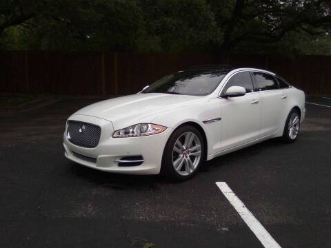 2014 Jaguar XJL for sale at 57 Auto Sales in San Antonio TX
