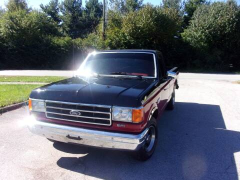 1990 Ford F-150 for sale at Auto Sales Sheila, Inc in Louisville KY