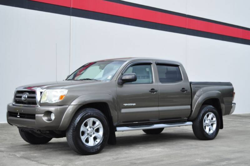 2010 Toyota Tacoma for sale at Vision Motors, Inc. in Winter Garden FL