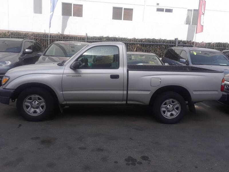 2004 Toyota Tacoma for sale at Western Motors Inc in Los Angeles CA
