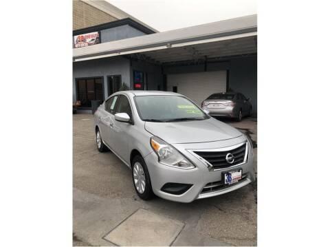 2018 Nissan Versa for sale at 3B Auto Center in Modesto CA