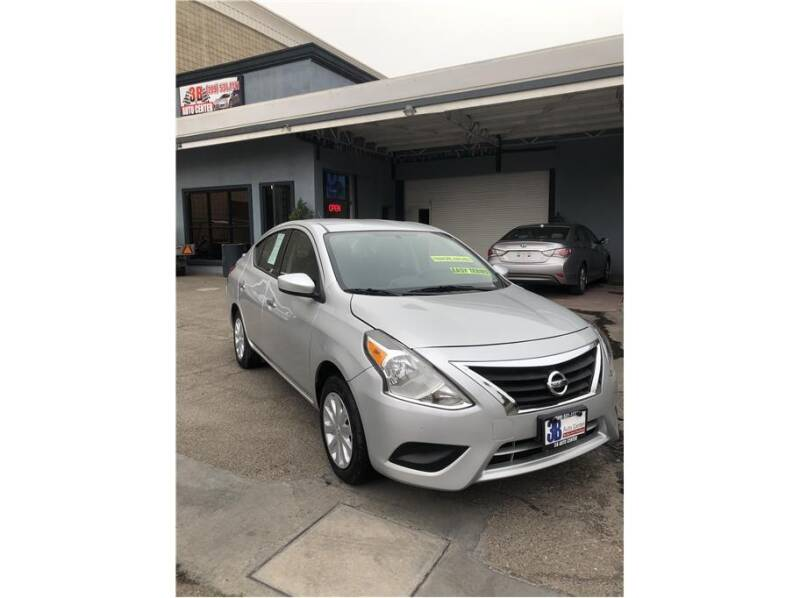 2018 Nissan Versa for sale at 3B Auto Center in Modesto CA