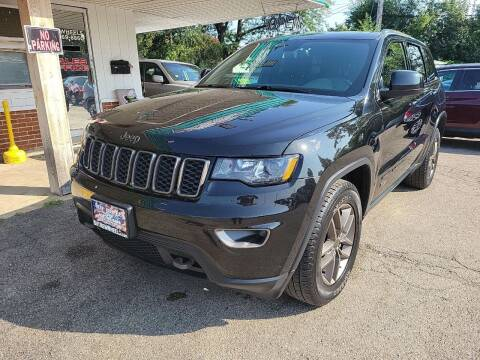 2016 Jeep Grand Cherokee for sale at New Wheels in Glendale Heights IL
