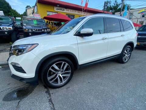 2016 Honda Pilot for sale at White River Auto Sales in New Rochelle NY