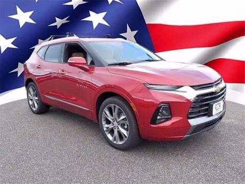 2021 Chevrolet Blazer for sale at Gentilini Motors in Woodbine NJ