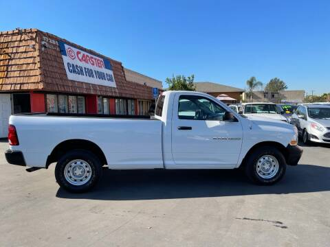 2012 RAM Ram Pickup 1500 for sale at CARSTER in Huntington Beach CA