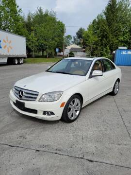 2008 Mercedes-Benz C-Class for sale at RICKIES AUTO, LLC. in Portland OR