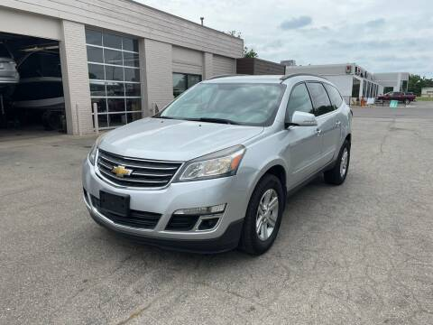 2014 Chevrolet Traverse for sale at Dean's Auto Sales in Flint MI