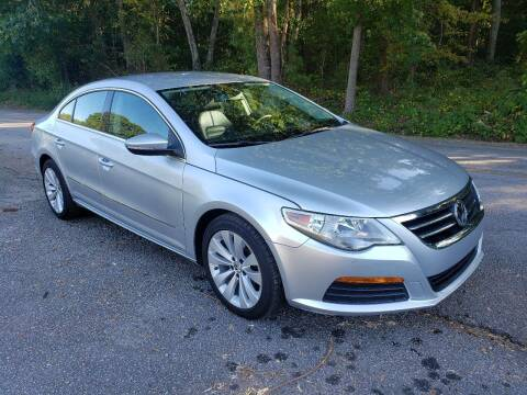 2011 Volkswagen CC for sale at GA Auto IMPORTS  LLC in Buford GA