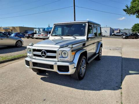 2003 Mercedes-Benz G-Class for sale at Image Auto Sales in Dallas TX