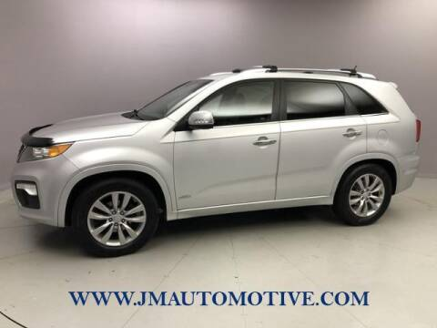 2012 Kia Sorento for sale at J & M Automotive in Naugatuck CT