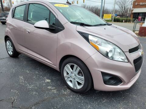 2013 Chevrolet Spark for sale at The Auto Store in Griffith IN