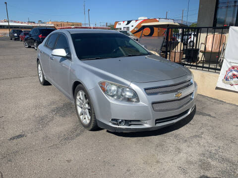2011 Chevrolet Malibu for sale at Robert B Gibson Auto Sales INC in Albuquerque NM
