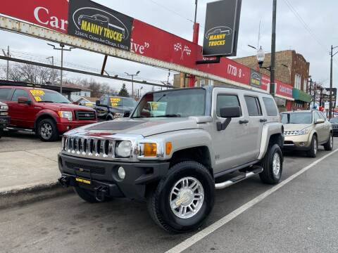 2006 HUMMER H3 for sale at Manny Trucks in Chicago IL