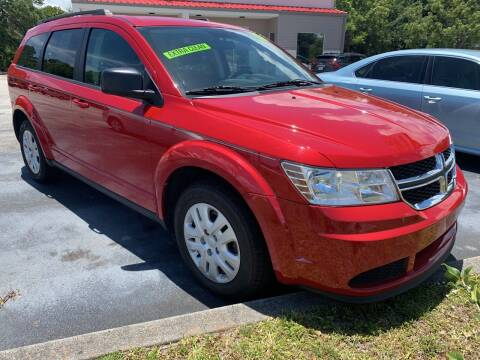 2016 Dodge Journey for sale at The Car Connection Inc. in Palm Bay FL