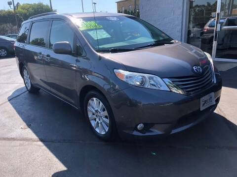 2012 Toyota Sienna for sale at Streff Auto Group in Milwaukee WI