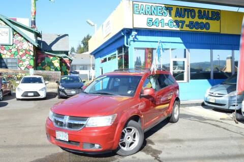 2009 Dodge Journey for sale at Earnest Auto Sales in Roseburg OR