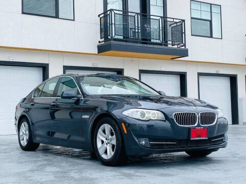 2013 BMW 5 Series for sale at Avanesyan Motors in Orem UT