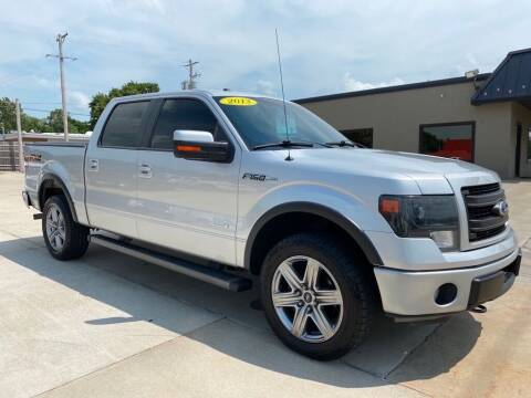 2013 Ford F-150 for sale at Tigerland Motors in Sedalia MO