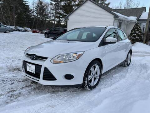 2014 Ford Focus for sale at Williston Economy Motors in Williston VT