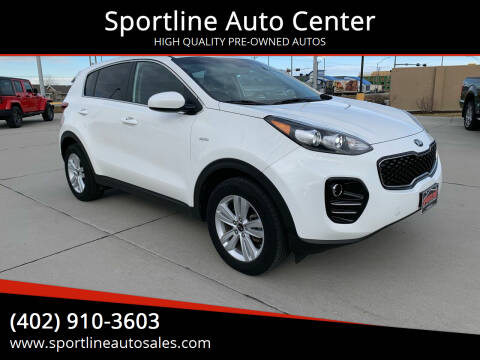 2019 Kia Sportage for sale at Sportline Auto Center in Columbus NE