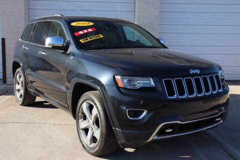 2014 Jeep Grand Cherokee for sale at MG Motors in Tucson AZ