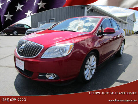 2014 Buick Verano for sale at Lifetime Auto Sales and Service in West Bend WI