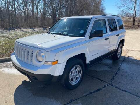 2012 Jeep Patriot for sale at Sansone Cars in Lake Saint Louis MO