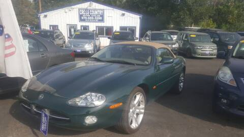 2003 Jaguar XK-Series for sale at Cross Country Motors in Loveland CO