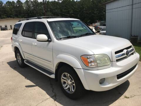 2006 Toyota Sequoia for sale at Elite Motor Brokers in Austell GA
