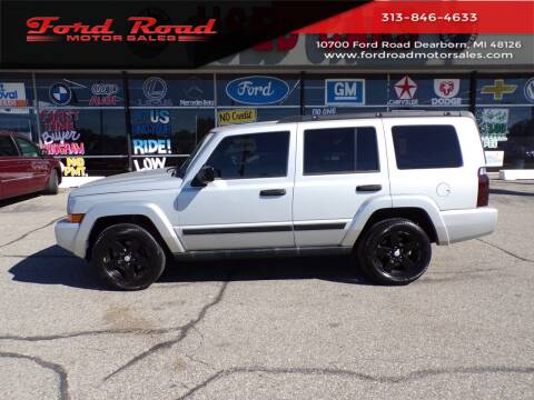 2006 Jeep Commander for sale at Ford Road Motor Sales in Dearborn MI