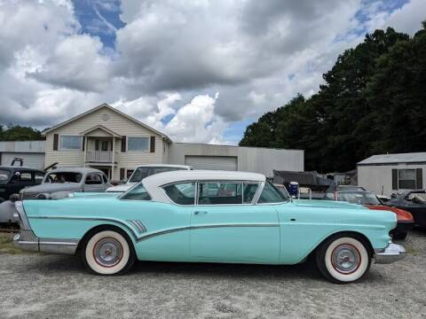 1957 Buick Super Riviera for sale at Classic Cars of South Carolina in Gray Court SC