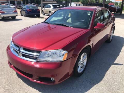 2014 Dodge Avenger for sale at Auto Target in O'Fallon MO