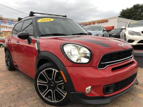 2016 MINI Countryman for sale at Cars of Tampa in Tampa FL
