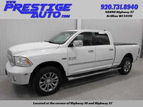 2014 RAM Ram Pickup 1500 for sale at Prestige Auto Sales in Brillion WI
